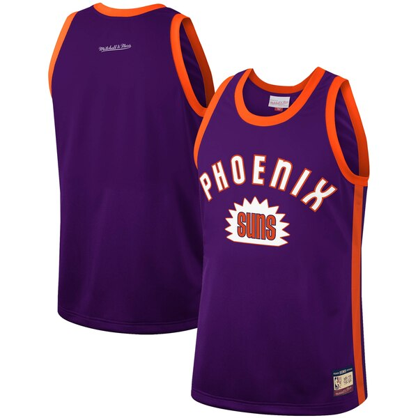 NBA フェニックス・サンズ ユニフォーム/ジャージ チーム ヘリテージ ファッション ミッチェル&ネス/Mitchell & Ness パープル