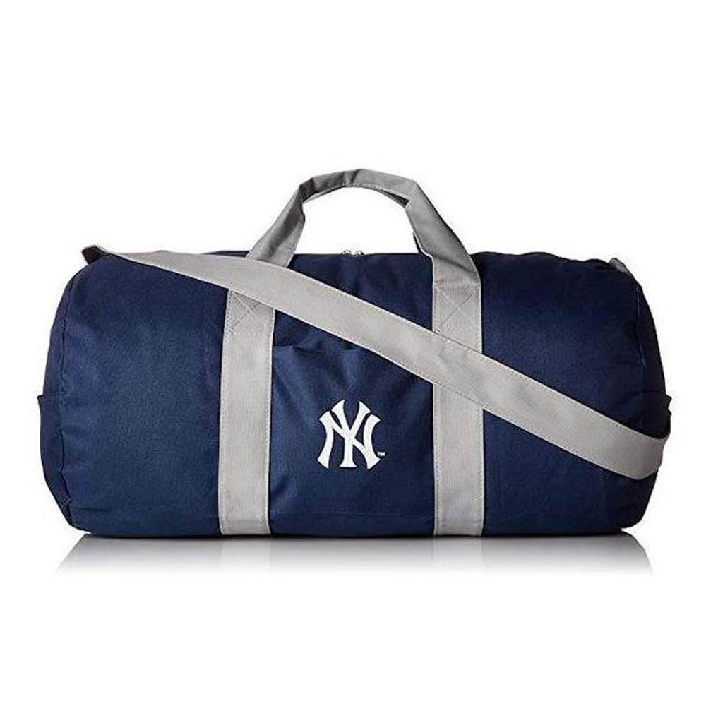 MLBチームダッフルバッグ MLB ニューヨーク ヤンキース ダッフルバッグ Collectibles 全商品オープニング価格 爆安 ネイビー Forever ボストンバッグ