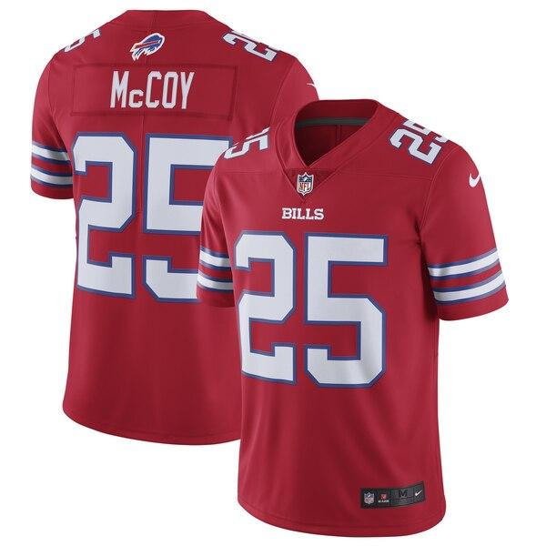 NFL ルショーン・マッコイ ビルズ ユニフォーム/ジャージ カラーラッシュ リミテッド ナイキ/Nike レッド