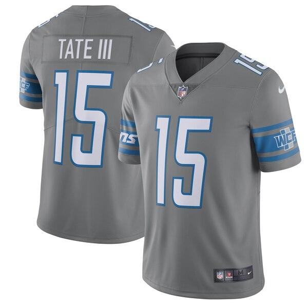 NFL ゴールデン・テイト ライオンズ ユニフォーム/ジャージ カラーラッシュ リミテッド ナイキ/Nike スティール