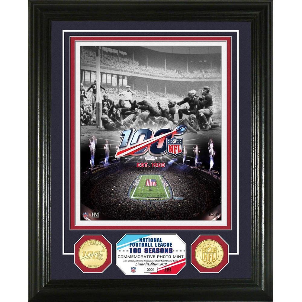 NFL 100周年 コイン コレクション ミント The Highland Mint