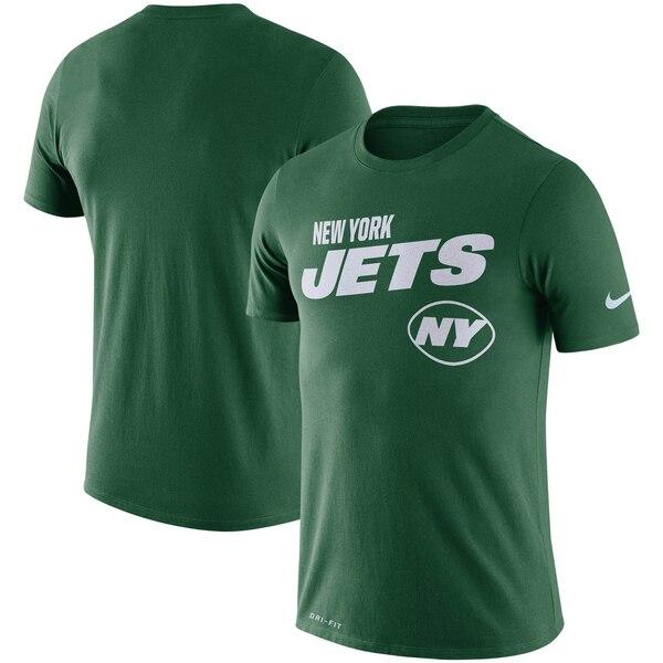 NFL ジェッツ Tシャツ サイドライン ライン オブ スクリメージ レジェンド ナイキ/Nike グリーン