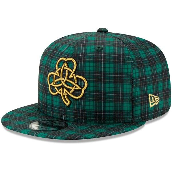 NBA ボストン・セルティックス キャップ/帽子 2019/20 アーンド エディンション 9FIFTY ニューエラ/New Era グリーン