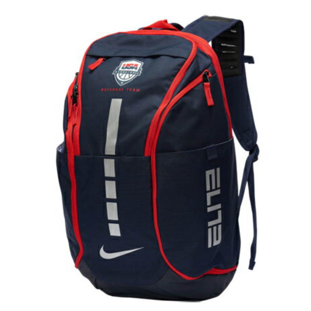 USA BB USA Hoops Elite Pro Backpack ナイキ/Nike ネイビー CK1198-451