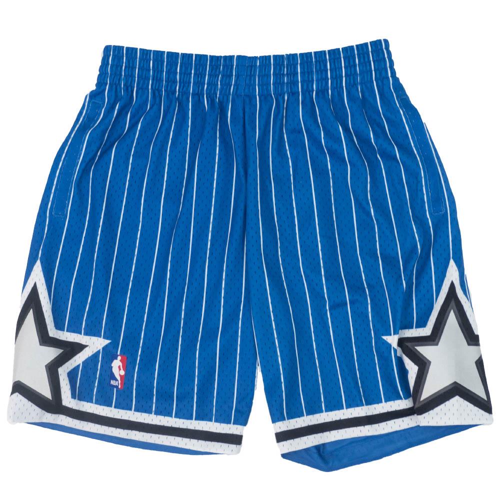 NBA オーランド・マジック ショートパンツ/ショーツ Swingman Throwback Short 1994-95 Mitchell & Ness ロード