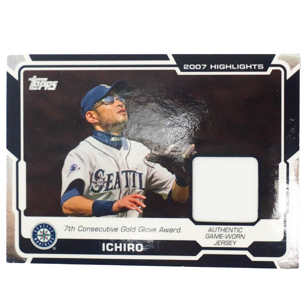MLB イチロー シアトル・マリナーズ トレーディングカード/スポーツカード 2008 #HR-IS Topps