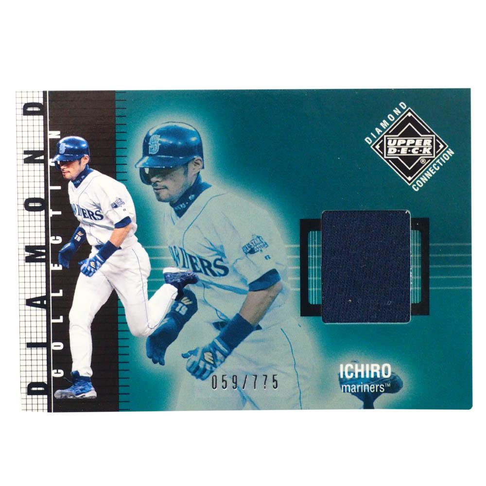 MLB イチロー シアトル・マリナーズ トレーディングカード/スポーツカード 2002 #545 59/775 Upper Deck