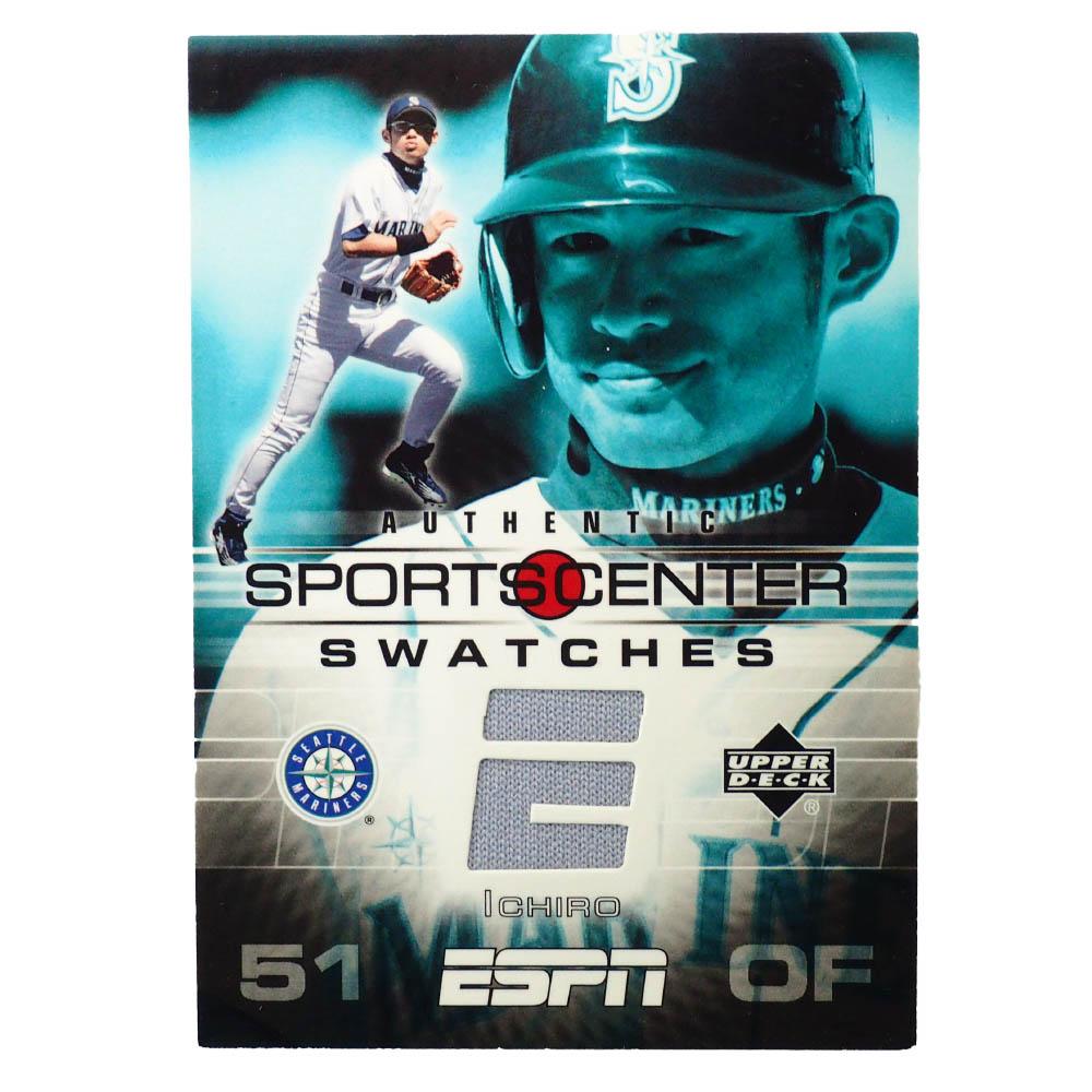 MLB イチロー シアトル・マリナーズ トレーディングカード/スポーツカード 2005 #GU-IS Upper Deck