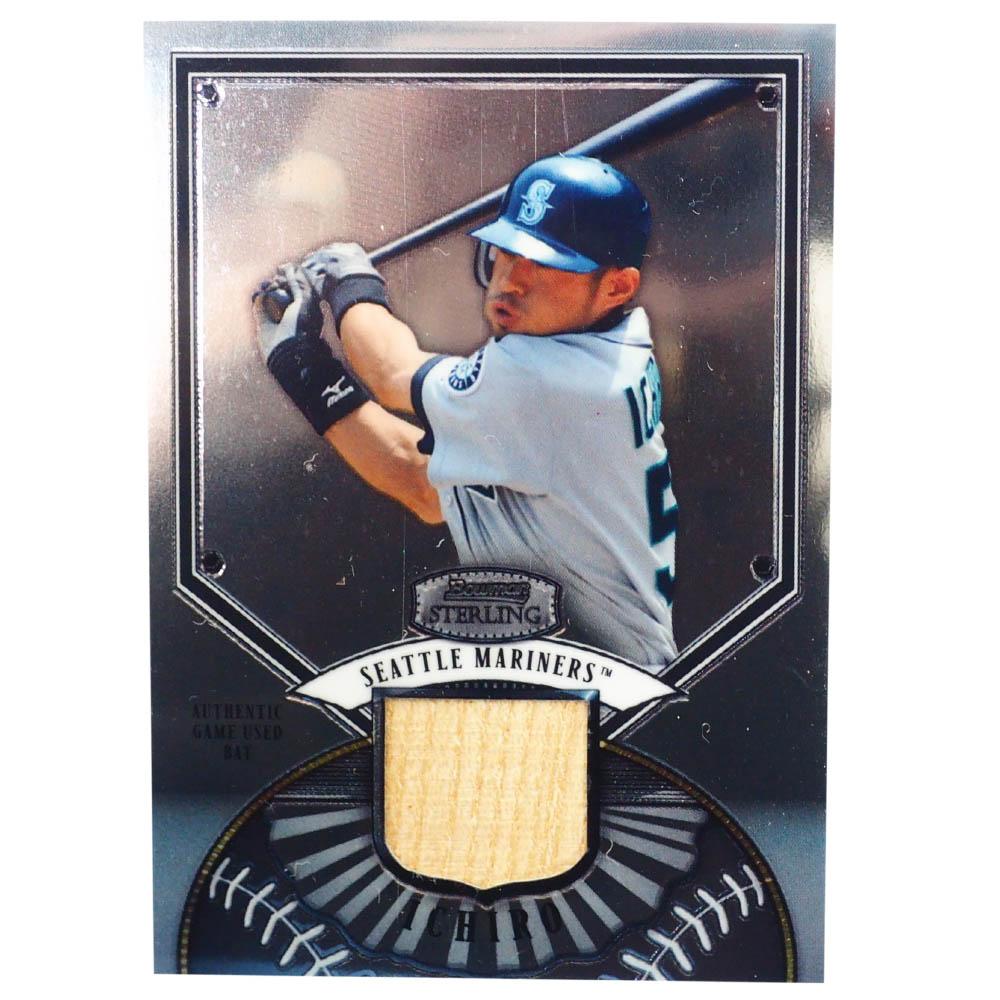 MLB イチロー シアトル・マリナーズ トレーディングカード/スポーツカード 2007 #BS-IS ユーズド バット Topps