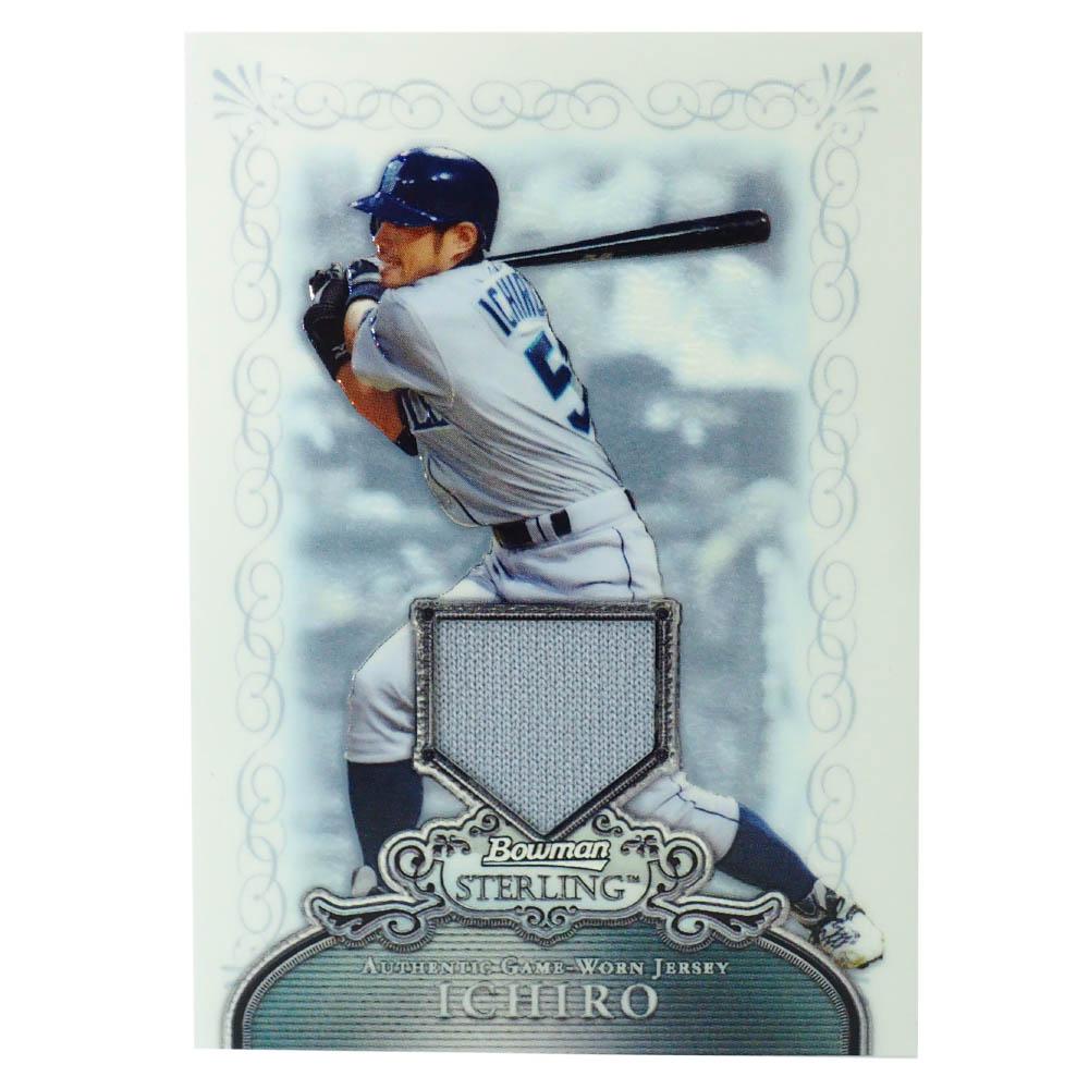 MLB イチロー シアトル・マリナーズ トレーディングカード/スポーツカード 2006 #BS-IS ゲーム ジャージ グレー Topps