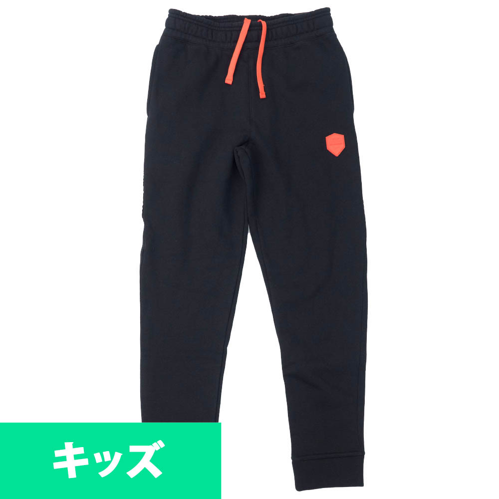 LEBRON レブロンジェームズ ロングパンツ/ズボン LeBron Fleece Pants ナイキ/Nike ブラック BV4400-010