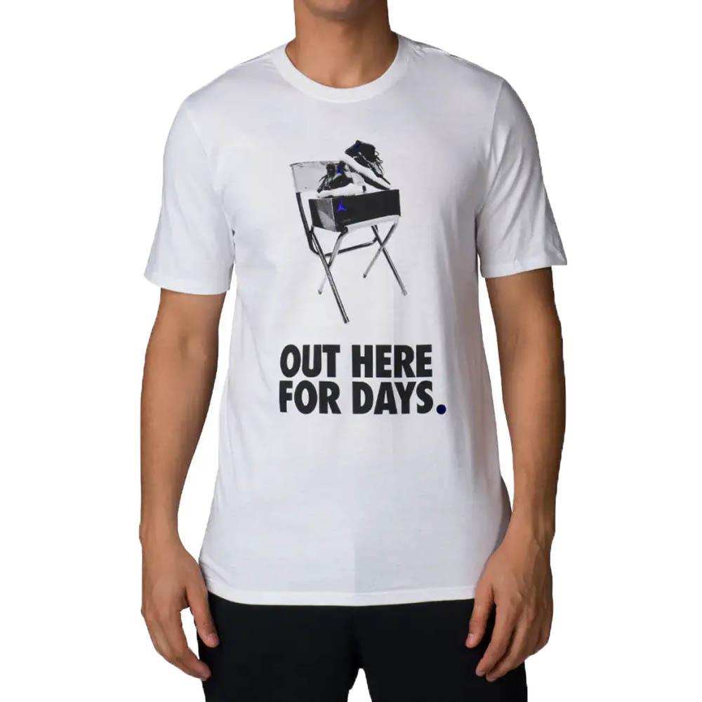 ジョーダン/JORDAN JORDAN Tシャツ ジョーダン レトロ 11 キャンプド アウト ホワイト