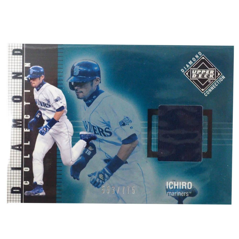 MLB イチロー シアトル・マリナーズ トレーディングカード/スポーツカード 2002 Ichiro #545 553/775 Upper Deck