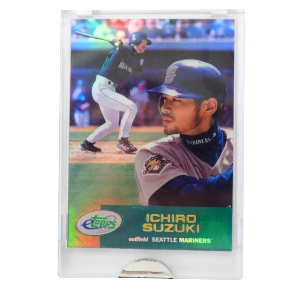MLB イチロー シアトル・マリナーズ トレーディングカード/スポーツカード 2001 Rookie Ichiro #100 Topps