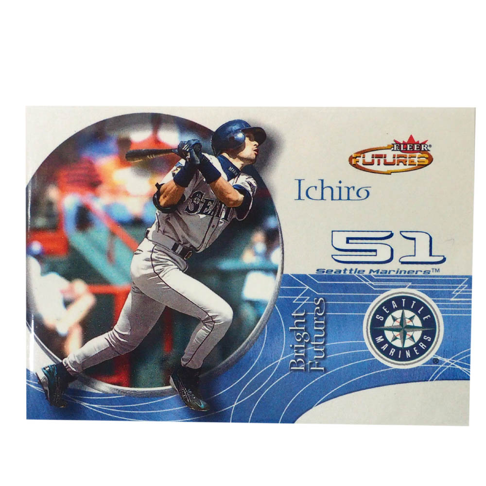 MLB イチロー シアトル・マリナーズ トレーディングカード/スポーツカード 2001 Rookie Ichiro #230 1716/2499 Fleer