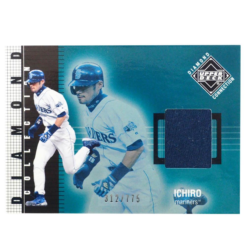 MLB イチロー シアトル・マリナーズ トレーディングカード/スポーツカード 2002 Ichiro #545 312/775 Upper Deck