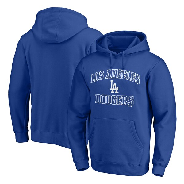 MLB ロサンゼルス・ドジャース パーカー/フーディー ハート & ソウル プルオーバー ロイヤル