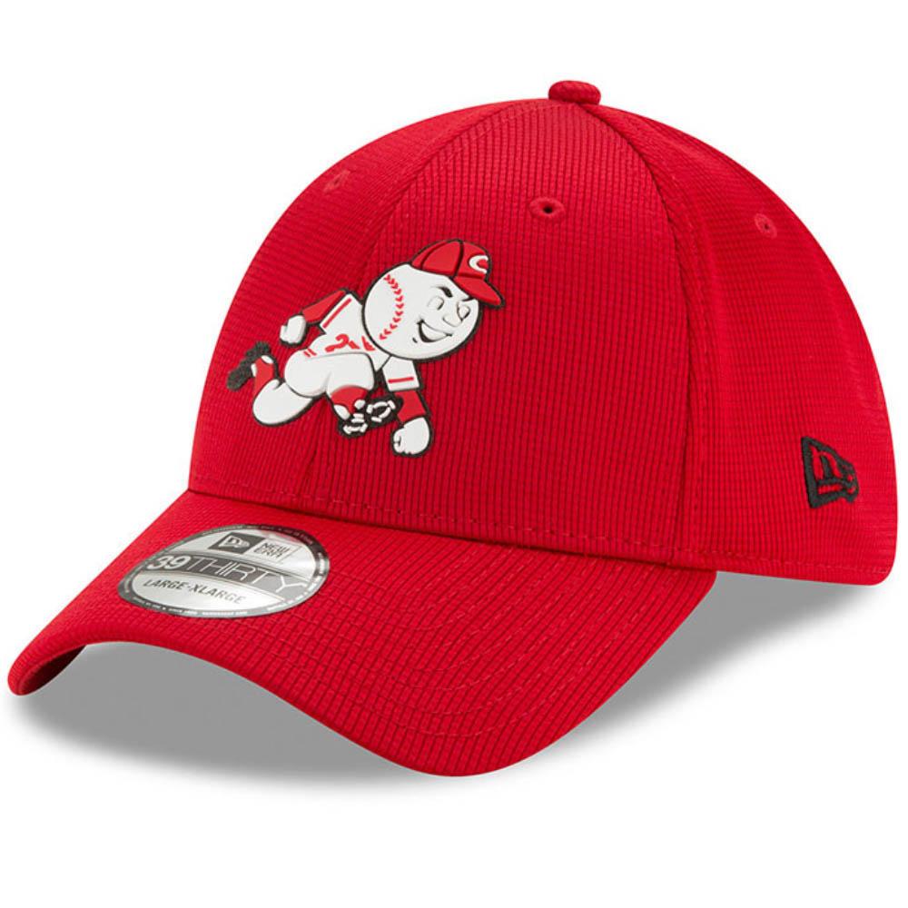 あす楽対応 2020年モデル MLBクラブハウスキャップ MLB シンシナティ レッズ 安売り キャップ 買収 帽子 2020 クラブハウス New Hat 39THIRTY レッド Clubhouse Era Flex ニューエラ