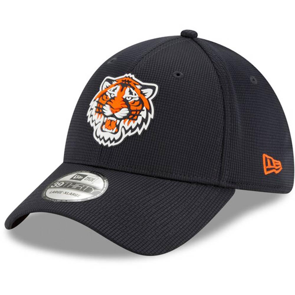 あす楽対応 2020年モデル MLBクラブハウスキャップ MLB デトロイト タイガース キャップ 帽子 品質検査済 2020 39THIRTY Clubhouse Flex Hat Era ネイビー ニューエラ 売り込み New クラブハウス