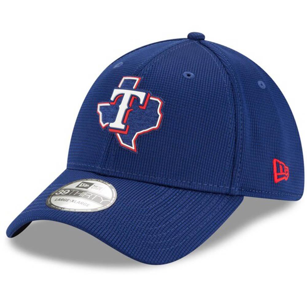あす楽対応 2020年モデル MLBクラブハウスキャップ MLB テキサス レンジャーズ キャップ 帽子 2020 New 39THIRTY ロイヤル ニューエラ Era 年中無休 Clubhouse クラブハウス 5☆好評 Hat Flex