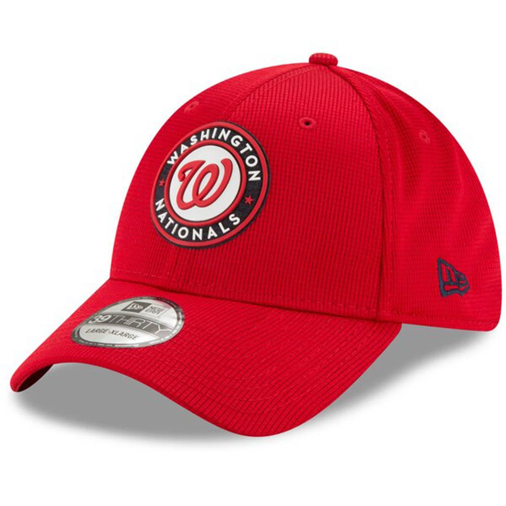 あす楽対応 2020年モデル 期間限定送料無料 MLBクラブハウスキャップ MLB 正規激安 ワシントン ナショナルズ キャップ 帽子 2020 New Hat クラブハウス レッド ニューエラ Flex Era Clubhouse 39THIRTY