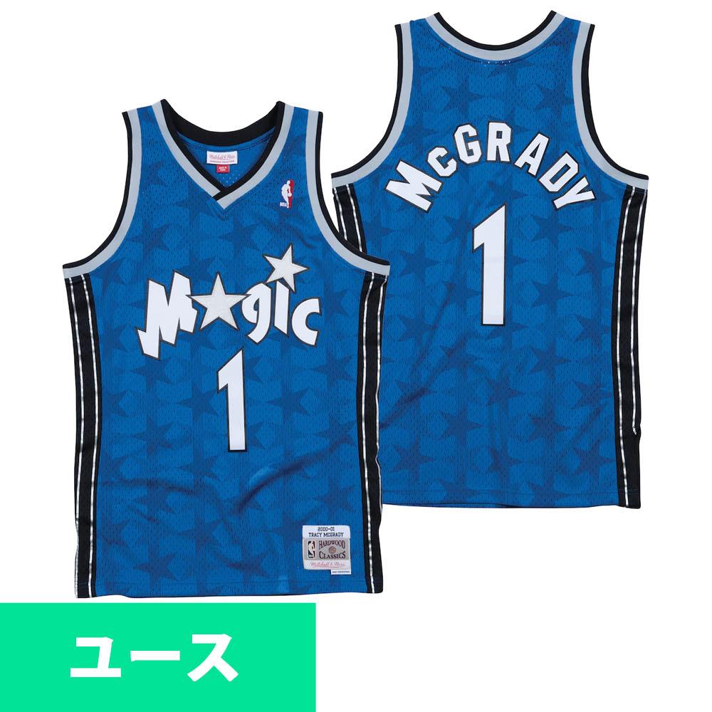 NBA トレイシー・マグレディ マジック ユニフォーム/ジャージ ユース HWC スウィングマン ミッチェル&ネス/Mitchell & Ness