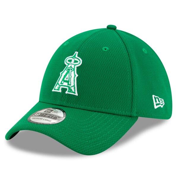 MLB ロサンゼルス・エンゼルス キャップ/帽子 2020 セント・パトリックス・デー 39THIRTY ニューエラ/New Era ケリーグリーン