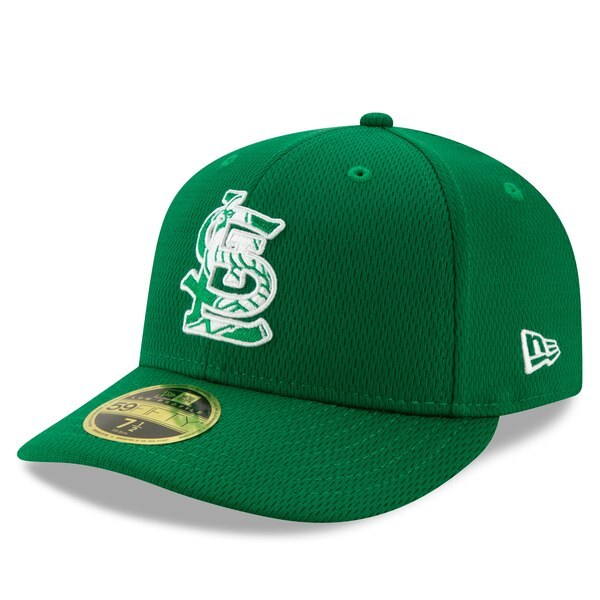 MLB カージナルス キャップ/帽子 2020 セント・パトリックス・デー オンフィールド ロープロファイル 59FIFTY ニューエラ/New Era