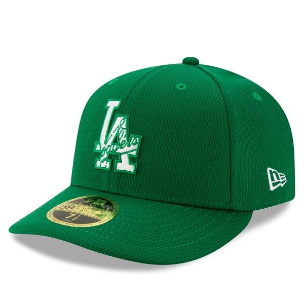 MLB ドジャース キャップ/帽子 2020 セント・パトリックス・デー オンフィールド ロープロファイル 59FIFTY ニューエラ/New Era