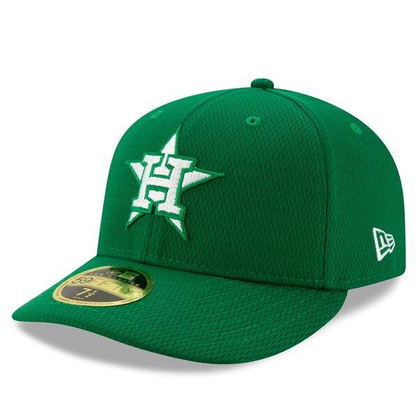 MLB アストロズ キャップ/帽子 2020 セント・パトリックス・デー オンフィールド ロープロファイル 59FIFTY ニューエラ/New Era