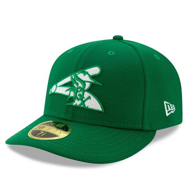 MLB ホワイトソックス キャップ/帽子 2020 セント・パトリックス・デー オンフィールド ロープロファイル 59FIFTY ニューエラ/New Era