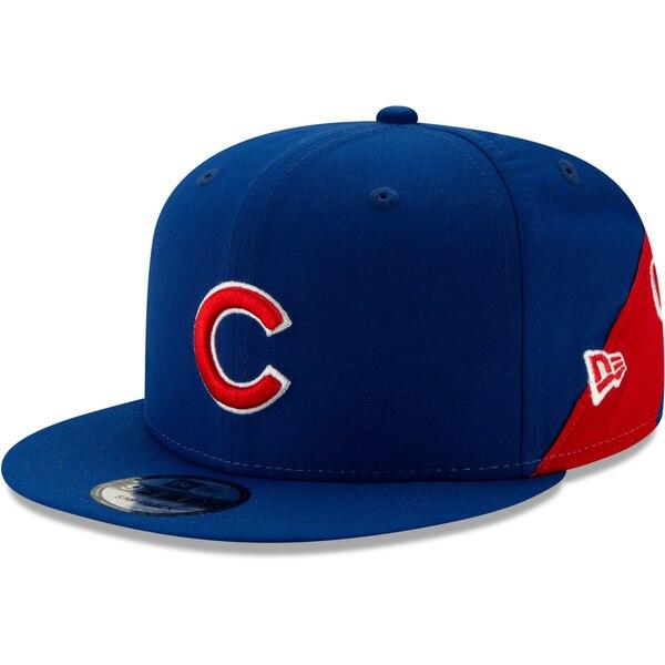 MLB シカゴ・カブス キャップ/帽子 チーム バレット 9FIFTY アジャスタブル スナップバック ニューエラ/New Era ロイヤル