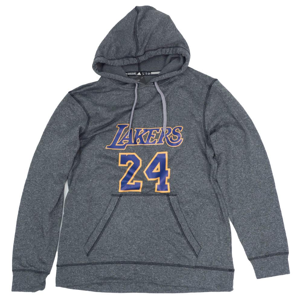 【リニューアル記念メガセール】NBA コービー・ブライアント ロサンゼルス・レイカーズ パーカー/フーディー Ultimate Hoodie 1 プルオーバー アディダス/Adidas