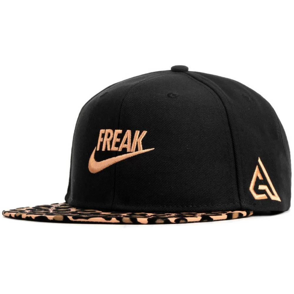 Greak Freak ヤニス・アデトクンボ キャップ/帽子 Giannis Freak 1 Coming To America Hat ナイキ/Nike ブラック CQ8349-010