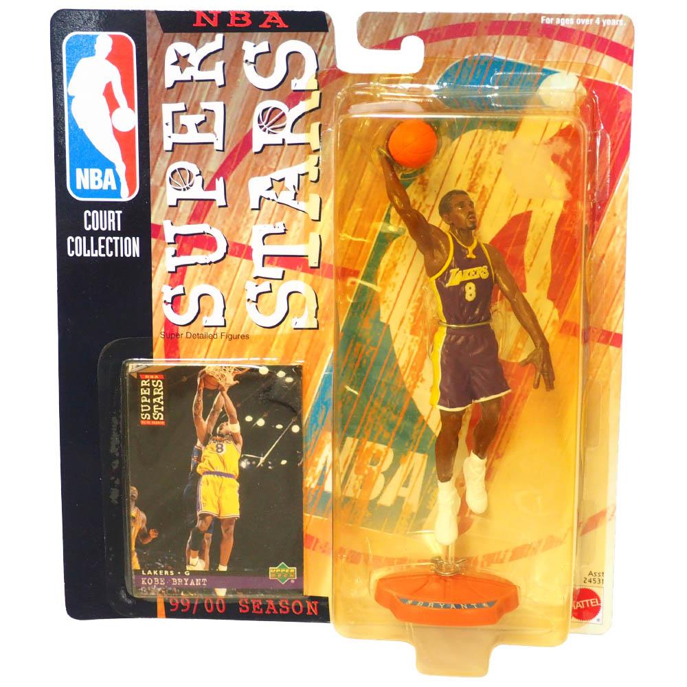 NBA コービー・ブライアント レイカーズ フィギュア マテル コート コレクション アクション Upper Deck ロード