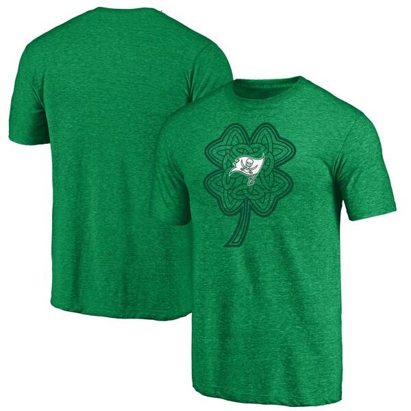 NFL バッカニアーズ Tシャツ セント・パトリックス・デー セルティック チャーム トライブレンド グリーン