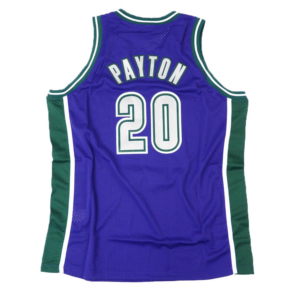 NBA ゲイリー・ペイトン ミルウォーキー・バックス ユニフォーム/ジャージ Swingman Jersey ナイキ/Nike ロード