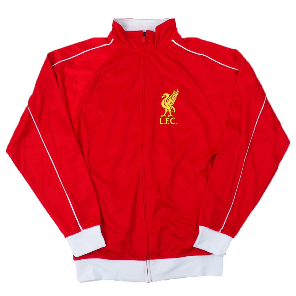 Premiere League リヴァプール ジャケット/アウター Full-Zip Track Jacket Liverpool F.C. Official レッド