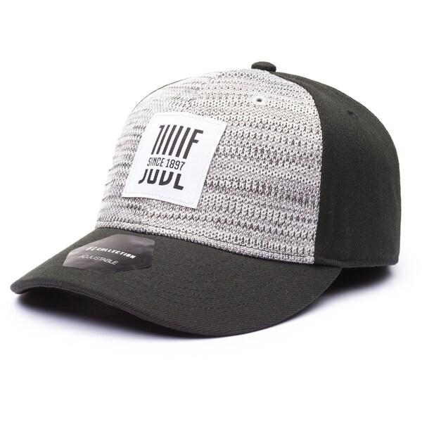<title>日本入手困難 海外サッカークラブCAP ユヴェントスFC キャップ 帽子 SOCCER Playmaker Adjustable 安値 Hat Fi Collection Gray Black</title>