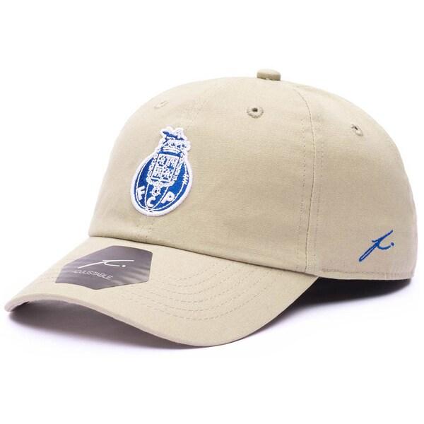 <title>日本入手困難 限定価格セール 海外サッカークラブCAP FCポルト キャップ 帽子 SOCCER Desert Classic Adjustable Hat Fi Collection タン</title>
