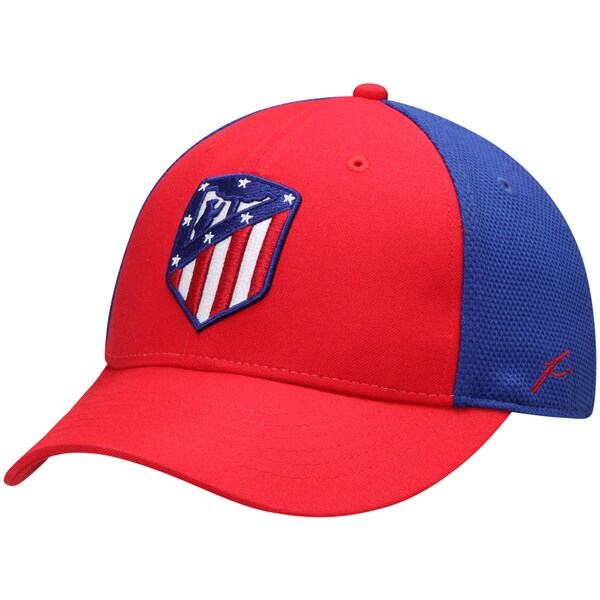 <title>日本入手困難 海外サッカークラブCAP アトレティコ マドリード キャップ 帽子 定価 SOCCER Stretch Fit Hat Fi Collection レッド</title>