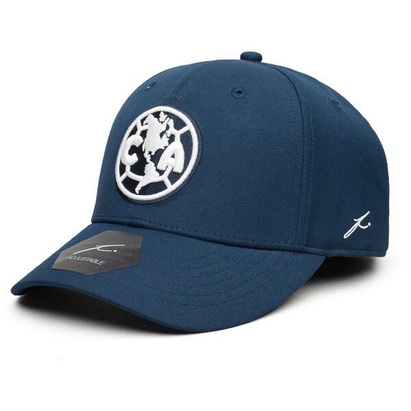 日本入手困難 海外サッカークラブCAP クラブ アメリカ 人気ブランド多数対象 キャップ ギフト 帽子 SOCCER Adjustable Collection Fi ネイビー Hat