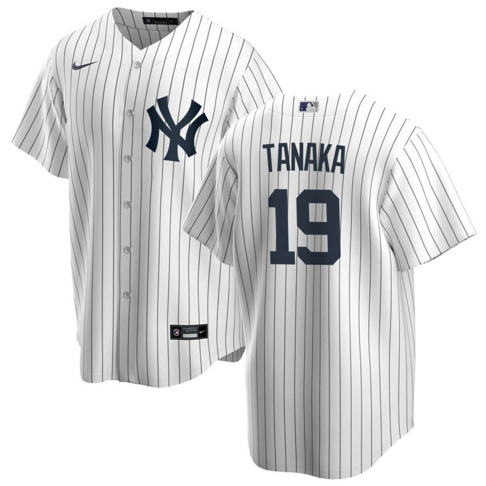 MLB 田中 将大 ニューヨーク・ヤンキース ユニフォーム/ジャージ 2020 レプリカ プレーヤー ナイキ/Nike ホワイト