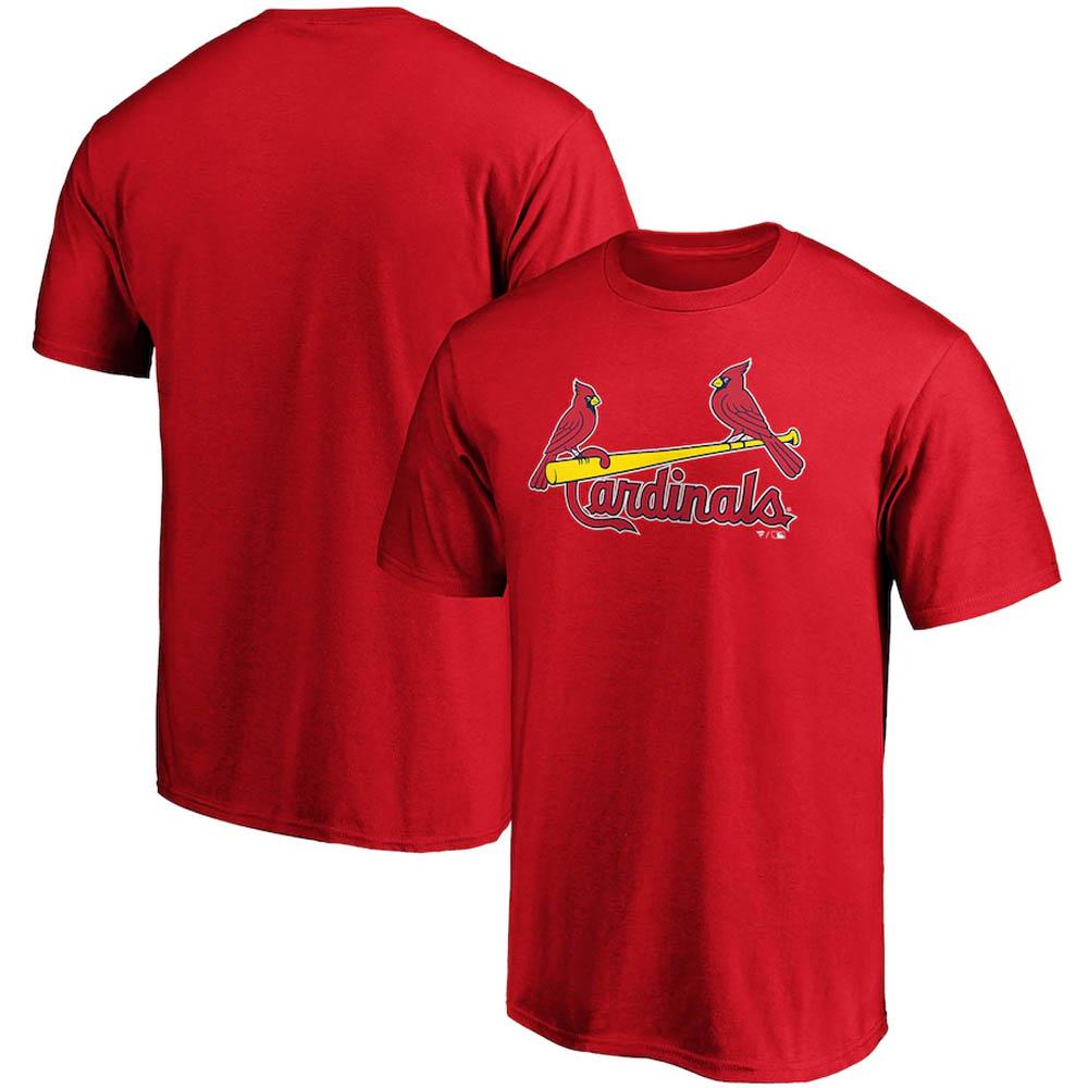 あす楽対応 王道ファンアイテム MLBチームロゴTシャツ 至上 お歳暮 MLB セントルイス レッド カージナルス Tシャツ クラッチ アイコン