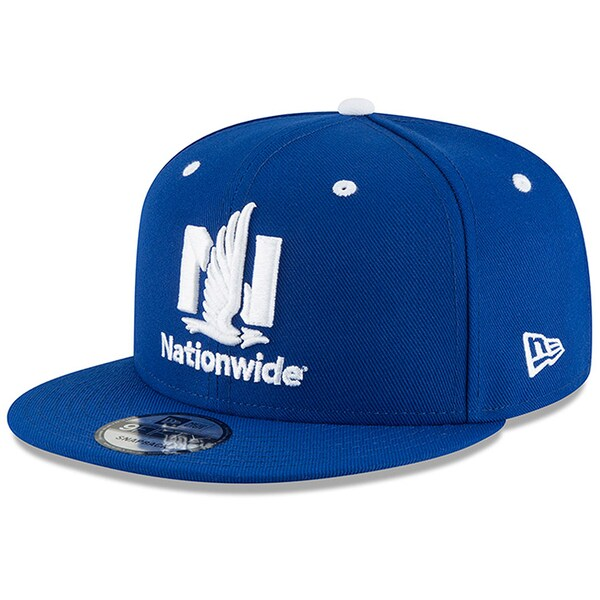 NASCAR アレックス・ボウマン ネーションワイド キャップ/帽子 Sponsor 9FIFTY Snapback Hat ニューエラ/New Era ロイヤル