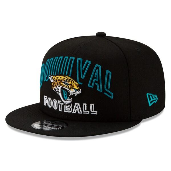 NFL ジャガーズ キャップ/帽子 2020 NFL ドラフト シティ 9FIFTY アジャスタブル ニューエラ/New Era ブラック