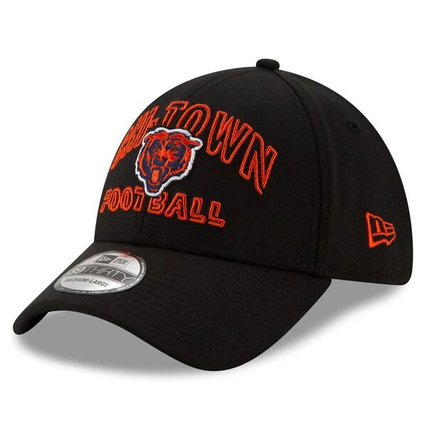 NFL ベアーズ キャップ/帽子 2020 NFL ドラフト シティ 39THIRTY ニューエラ/New Era ブラック