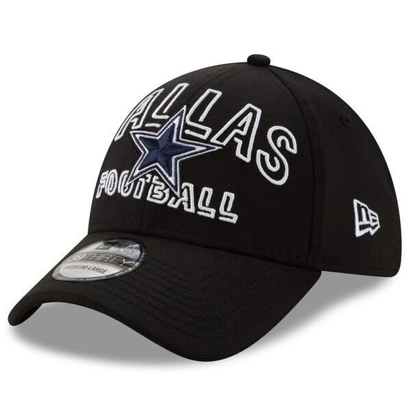 NFL カウボーイズ キャップ/帽子 2020 NFL ドラフト シティ 39THIRTY ニューエラ/New Era ブラック