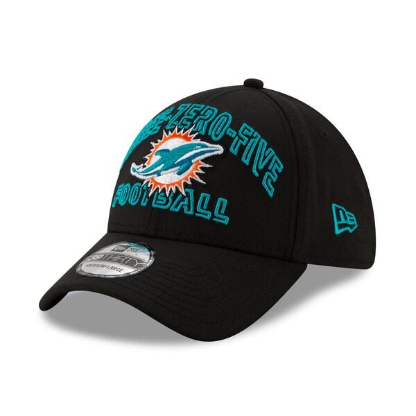 NFL ドルフィンズ キャップ/帽子 2020 NFL ドラフト シティ 39THIRTY ニューエラ/New Era ブラック