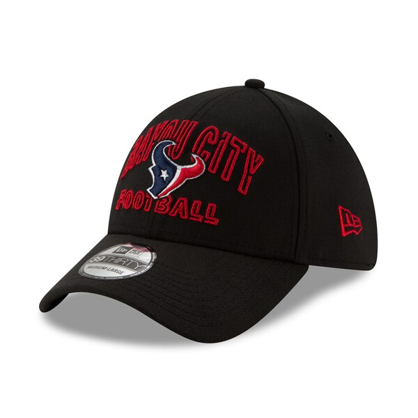 NFL テキサンズ キャップ/帽子 2020 NFL ドラフト シティ 39THIRTY ニューエラ/New Era ブラック